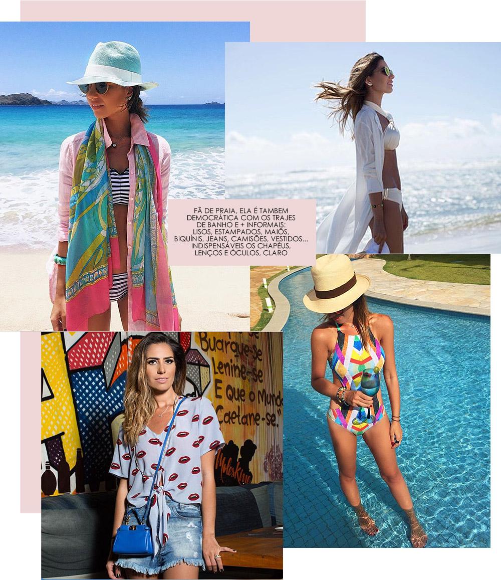 Ao estilo de: Nicole Pinheiro •Living Gazette