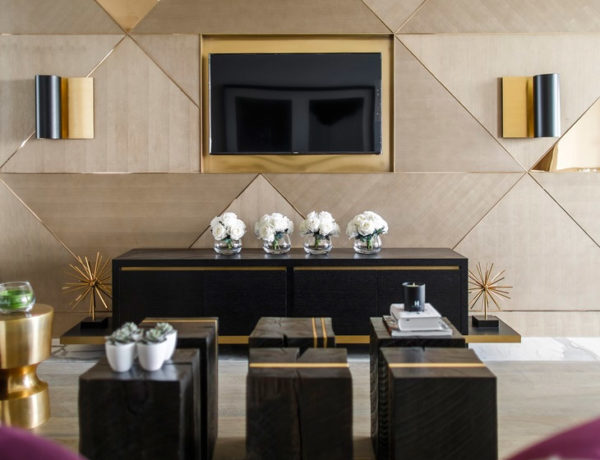 Luxo contemporâneo: o apto Paris no One Shenzhen Bay, China • Living Gazette