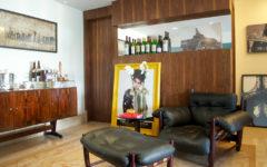 Living visita: o apto acolhedor e feminino de Carol Bassi • Living Gazette