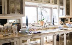 A cozinha espelhada do decorador Alex Papachristidis •Living Gazette