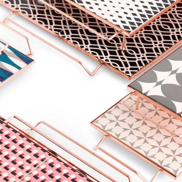 As bandejas-desejo da ceramista Flavia del Pra • Living Gazette