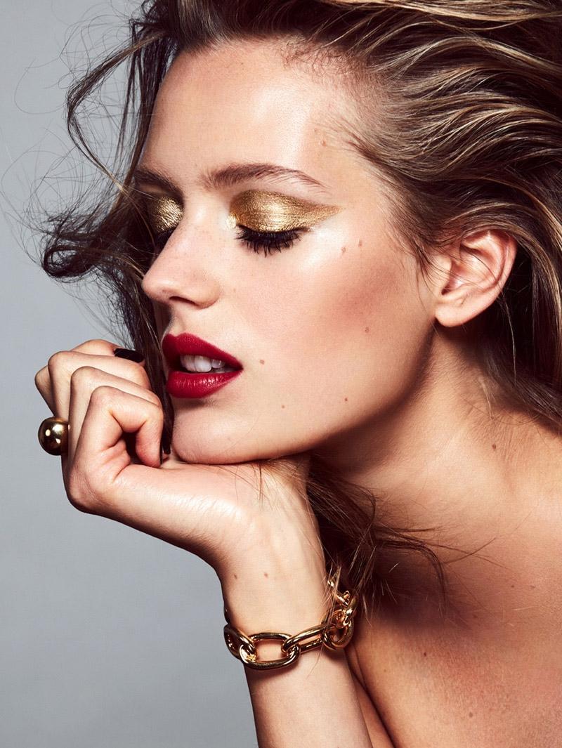 GlamGoddess: make glamour para começar o ano