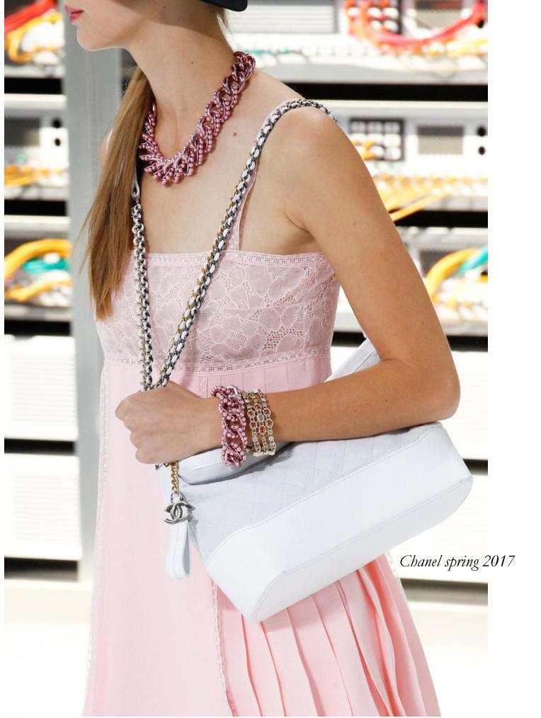 Gabrielle, a nova bolsa - e já hit - da Chanel