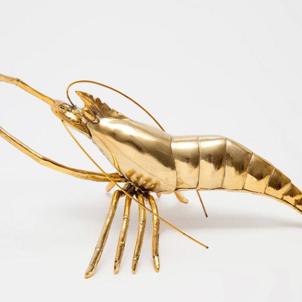 Desejo da vez: lagostim dourado Zara Home