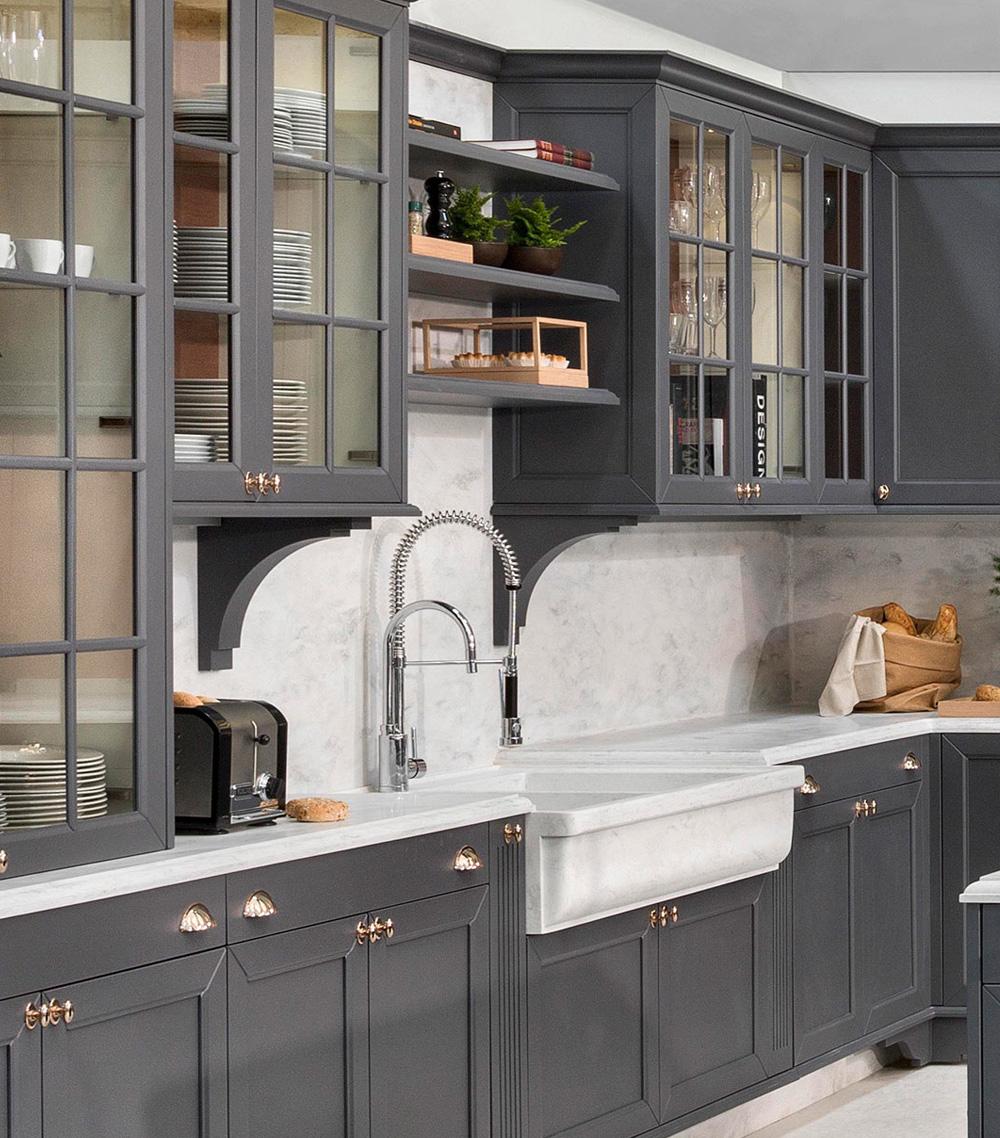 Cozinha Paris Ornare, projeto Patricia Anastassiadis