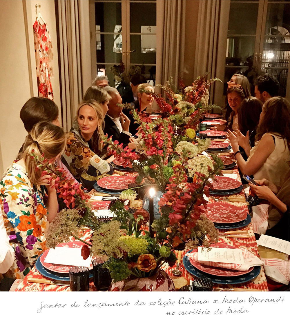 Tableware: Cabana Magazine x Moda Operandi