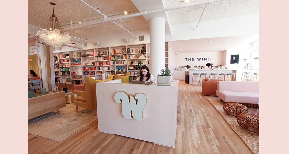 The Wing: o clube social feminino mais lindo de NY