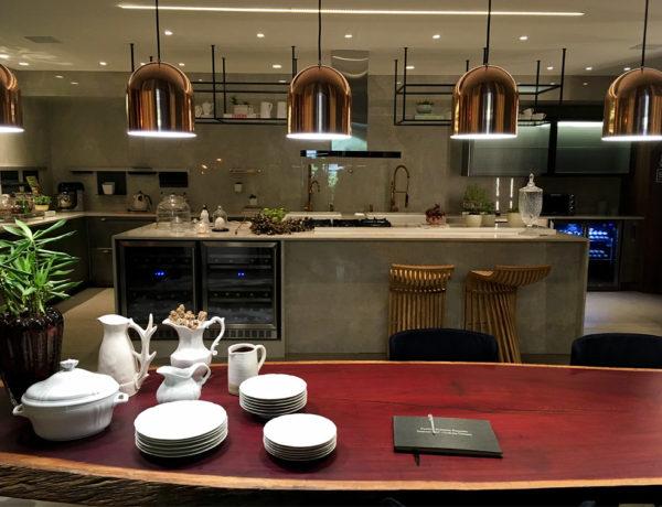 Casa Cor SP 2017: a (super) cozinha urbana de Patricia Pasquini