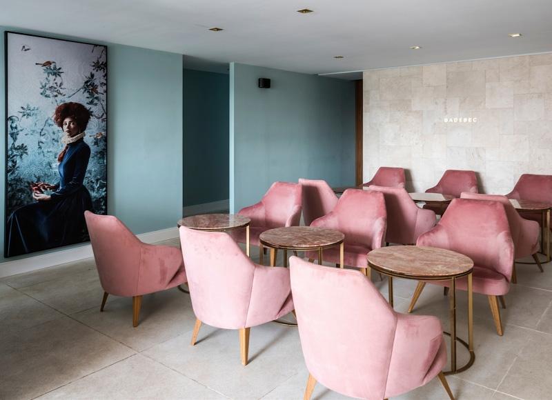 Casa Cor SP 2017: Restaurante Badebec