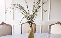 Arranjo com flor de cerejeira •Living Gazette