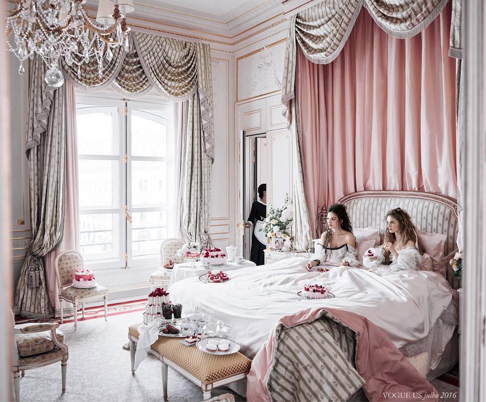 Um Tour Pelo Repaginado Hotel Ritz Paris Living Gazette