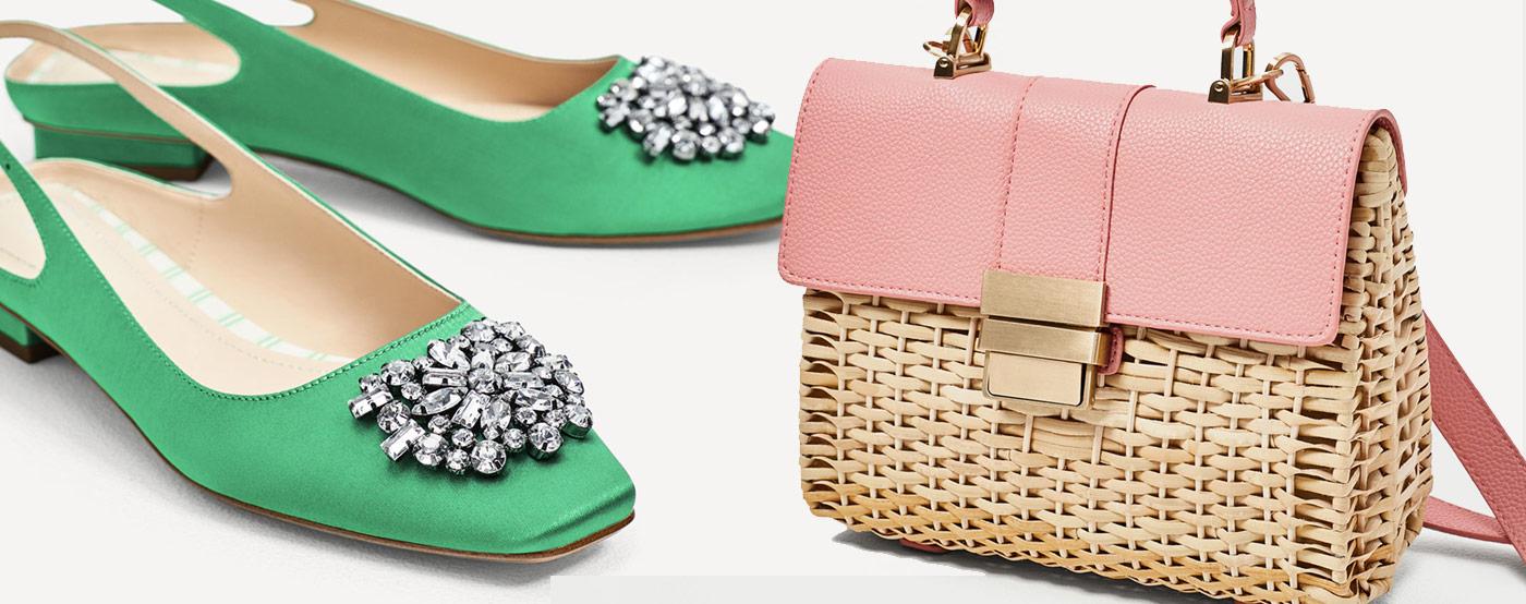Bolsa De Festa Zara : Um de cada a nova cole??o desejo sapatos e bolsas da