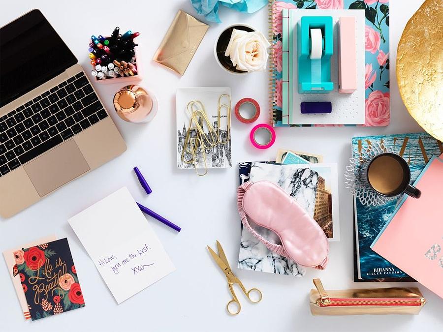 Renovando o escritório para 2018: charme e funcionalidade