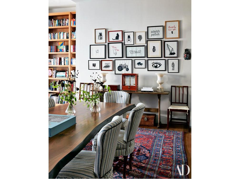 Uma espiada na casa de Nicky Hilton Rothschild