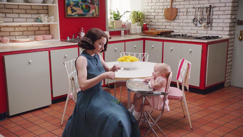 O apartamento charmoso dos anos 50 do seriado The Marvelous Mrs. Maisel